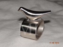 Crow Napkin Ring