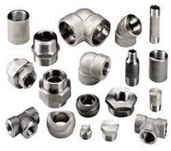 Duplex Steel Forged Pipe Fittings