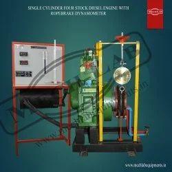 Four Stock Diesel Engine