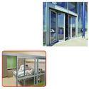 Aluminum Sliding Doors for Hospital