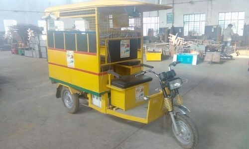 School Battery Operated Rickshaw