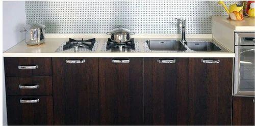 Interior Accessories Pvc Kitchen Cabinet Service Provider From