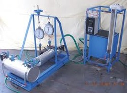 Four Stroke Multi Cylinder Petrol Engine Test Rig