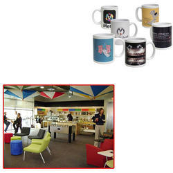 Logo Printing Mugs for Corporate Office