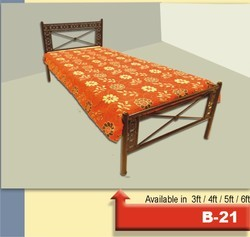 Hostel And Guesthouse Bed Single Hostel Bed Manufacturer