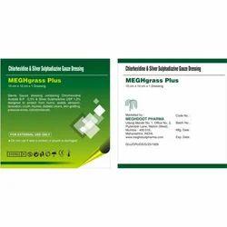Chlorhexidine & Silver Sulphadiazine Tulle Dressing B.P.
