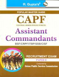 CAPF Assist Commandants II