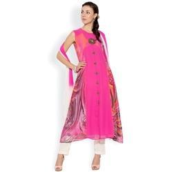 Designer Fashion Long Stylish Kurti  Dress