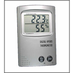Digital Thermo Hygrometer - HTC