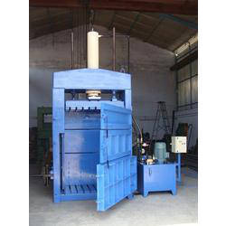 Hydraulic Baling Press For Cotton Waste