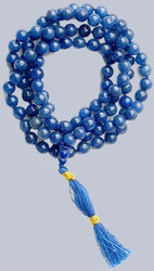 Blue Hakik Mala