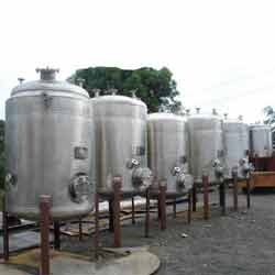 S.S Pressure Vessels