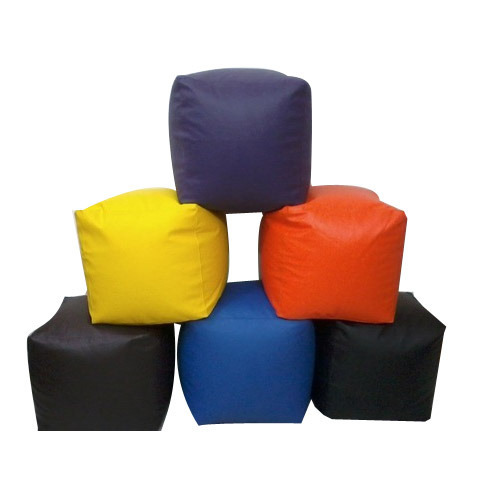 puffy and cube bean bag cube bean bag manufacturer from ahmedabad