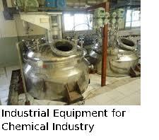 industrial equipment for chemical industry