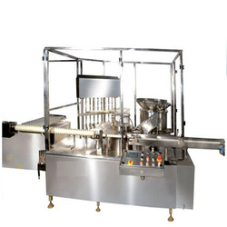 Eight Head Vial Filling Machine