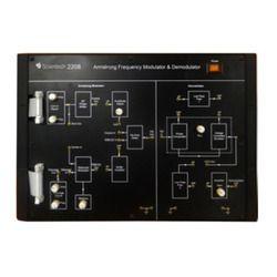 Armstrong Frequency Modulator and Demodulator