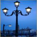 Designer Ornamental Poles