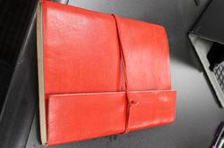 Handmade Leather Notepads for Corporates, Gifting