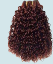 Remy Double Drawn Machine Weft Wavy Hair