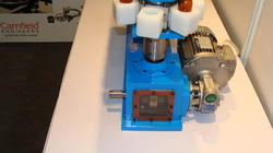 Cam Index Drive For Curd Filling Machine Automation