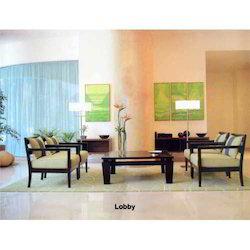 Hotel Lobby Frame