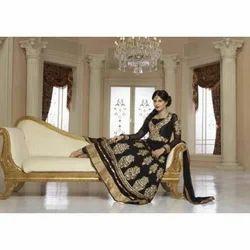 Exclusive Designer Anarkali Dress Material