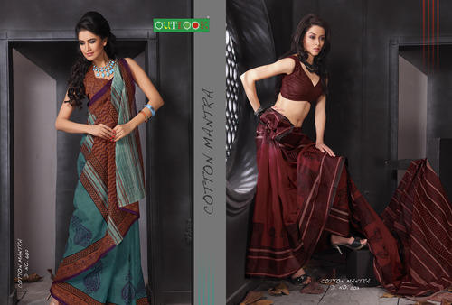 Cotton Saree - Cotton Mantra