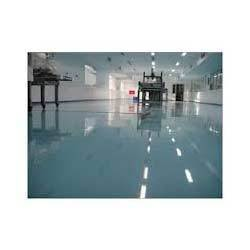 PU Self Leveling Services