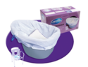 Commode Liners -infection Control