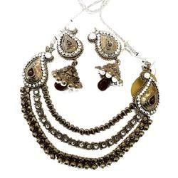 Antique Mango Choker Necklaces