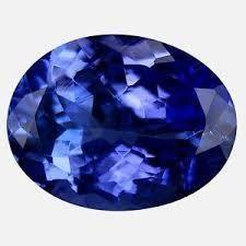 Tanzanite Oval Cut Loose Gemstone