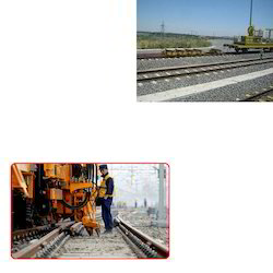 Heavy Duty Rails Track for Railway Industry