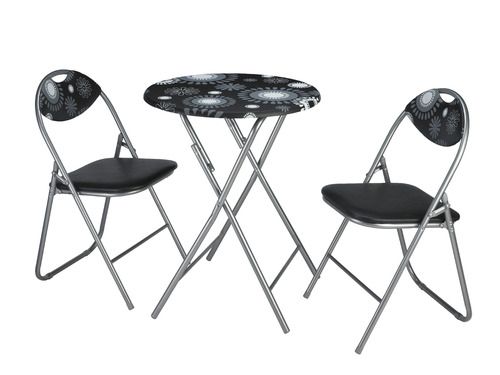 Folding Table With Folding Chairs