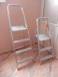 Heavy Duty Aluminum Platform Ladder