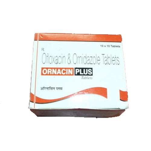 Pharmaceutical Tablet Ornacin Plus Tablet Manufacturer