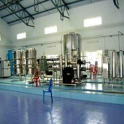 250 LPH Reverse Osmosis Plant