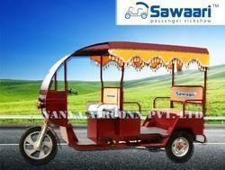 2015 high quality three wheel passenger electric rickshaw