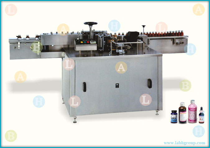 Automatic Wet Glue Paper Label Applicator Equipment
