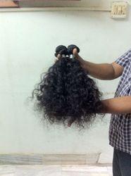 Indian Virgin Natural Curly Hair