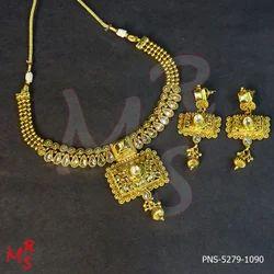 pns 5279 1090 metal necklace sets