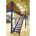 Slotted Angle Mezzanine Floors