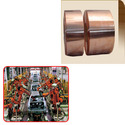 Copper Coils for Automobile Industry