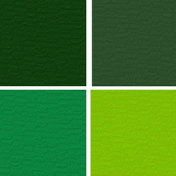 Green Artificial Leather Cloth