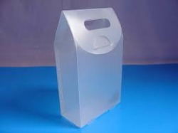 PVC Tri Pack Box - PVC Box