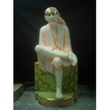 Beautifully Carved Sai Baba Statue