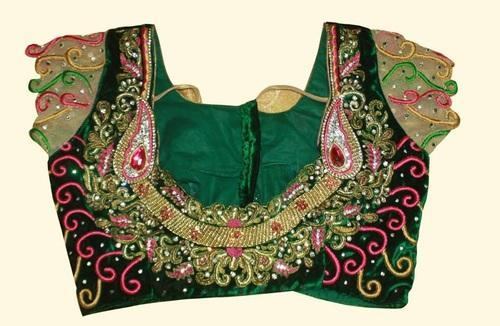 Wedding Blouse Embroidery Works In Coimbatore Lakmi Tailors U0026 Embroidery | ID 6203925197