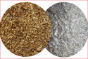 Gold & SIlver Mica Flakes/Powder