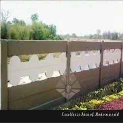 Farm House Boundary Wall