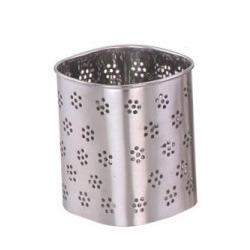 Stainless Steel Spoon Cutlery Holder