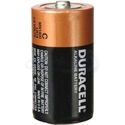 duracell c size batteries